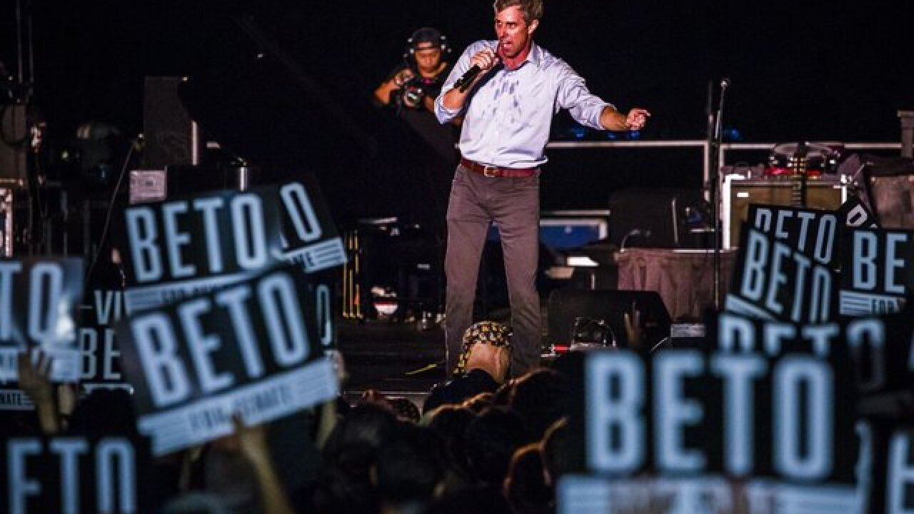 Beto O'Rourke says he still supports impeaching Trump