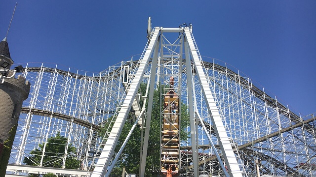 PHOTOS: Indiana Beach gets a facelift for 2016