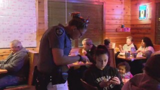 EPCO Sheriff's Office gets to work for Special Olympics