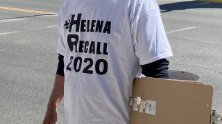 City of Helena seeks to block recall effort against mayor, commissioners