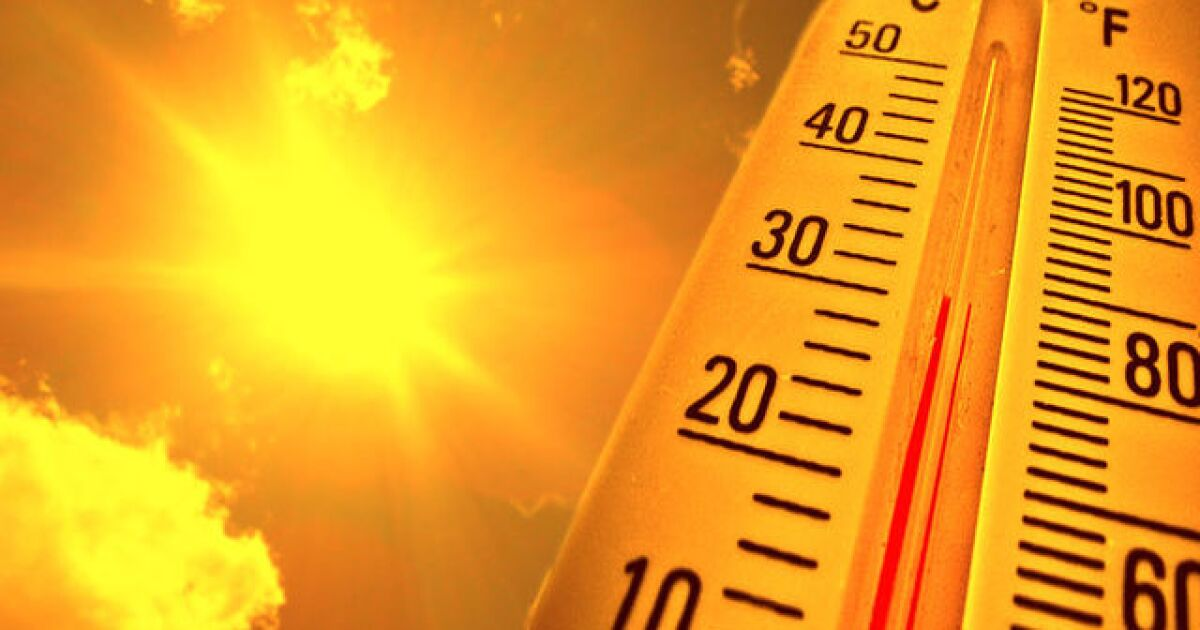 Another Excessive Heat Warning issued for Las Vegas area
