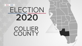 Collier County 2020 Primary Elections sample ballots