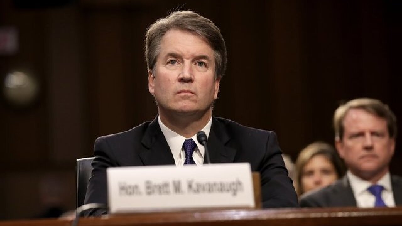 POLL: Most AZ voters support Kavanaugh on SCOTUS