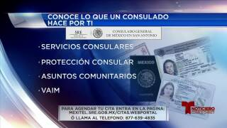 Consulado Móvil Mexicano