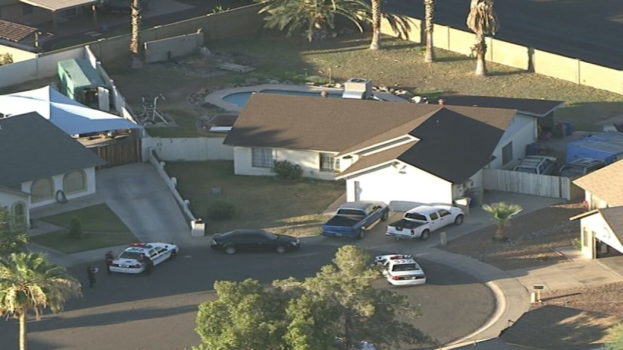 Glendale FD responds to toddler drowning call