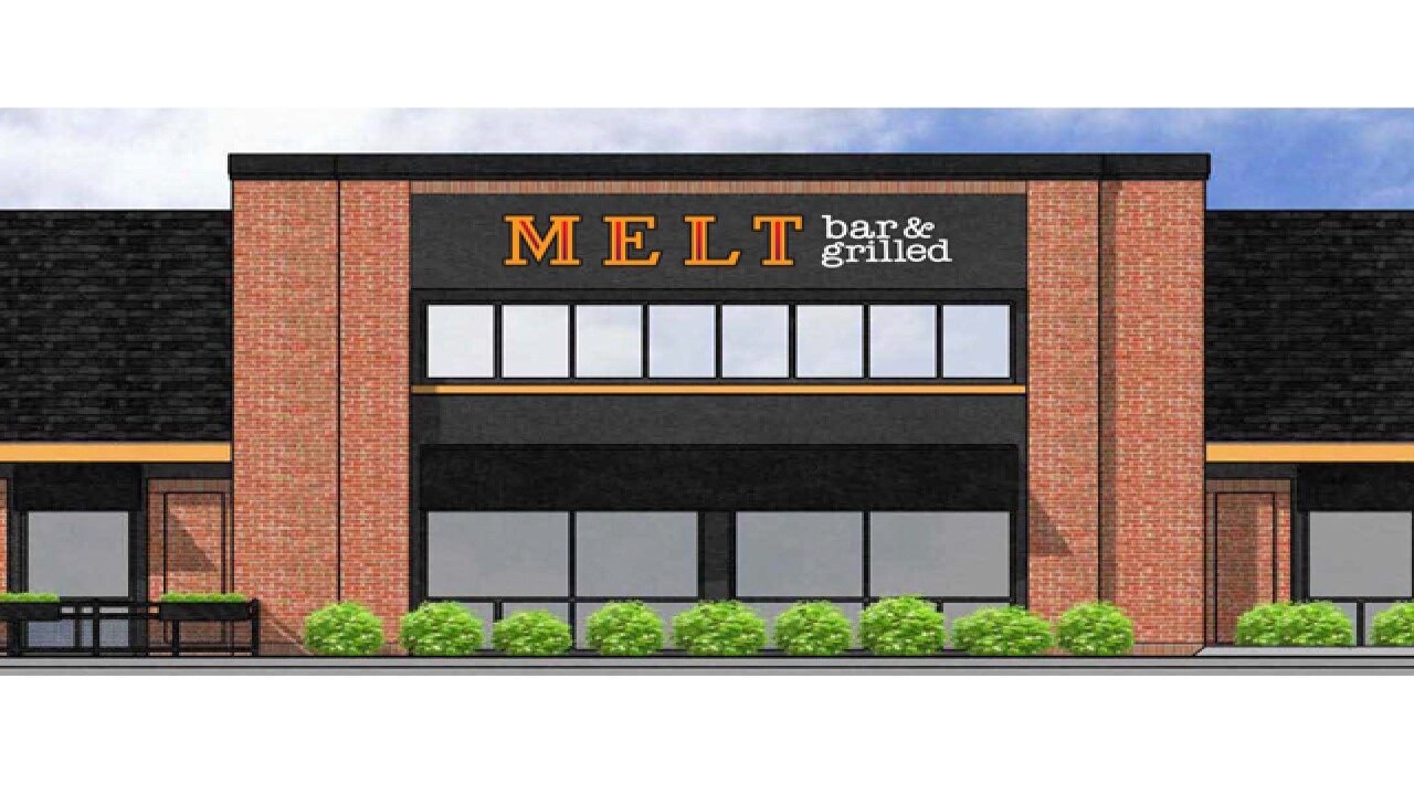 Melt Bar & Grilled to open new location in Akron