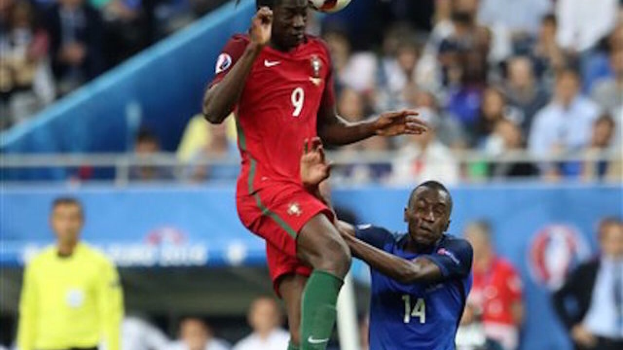 Portugal upsets France in European Championship Final