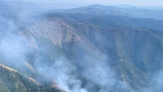 Brewster Creek Fire