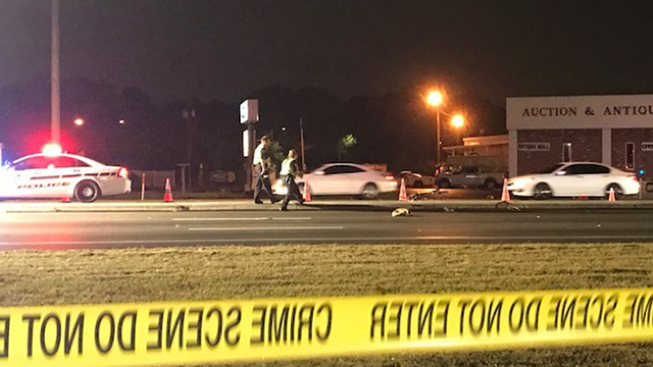 Bicylist killed on US Hwy 19 in Pinellas Park