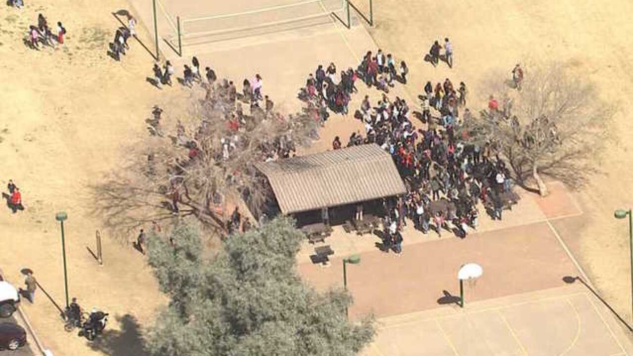 Valley students protesting gun laws plan walkout