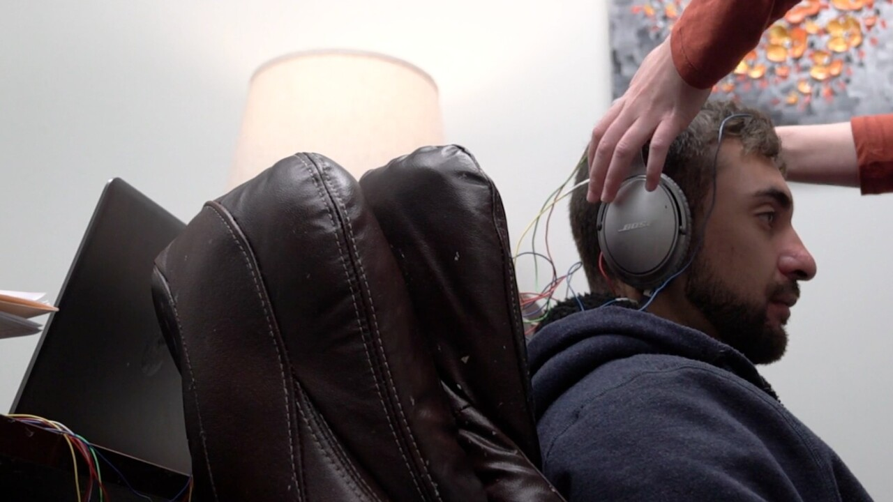The Mind Gym uses neurofeedback to help people with depression, anxiety