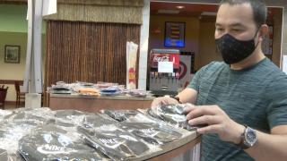 Kalispell man donates over 16,000 masks to Flathead community