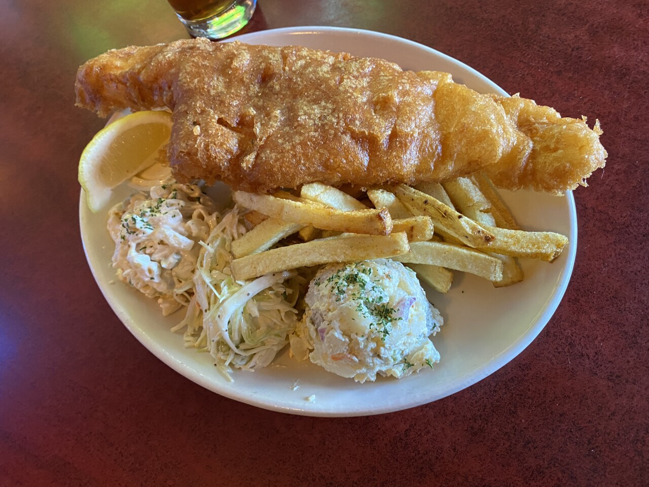 Fish Fry Friday at Gene McCarthy's is even more popular during pandemic