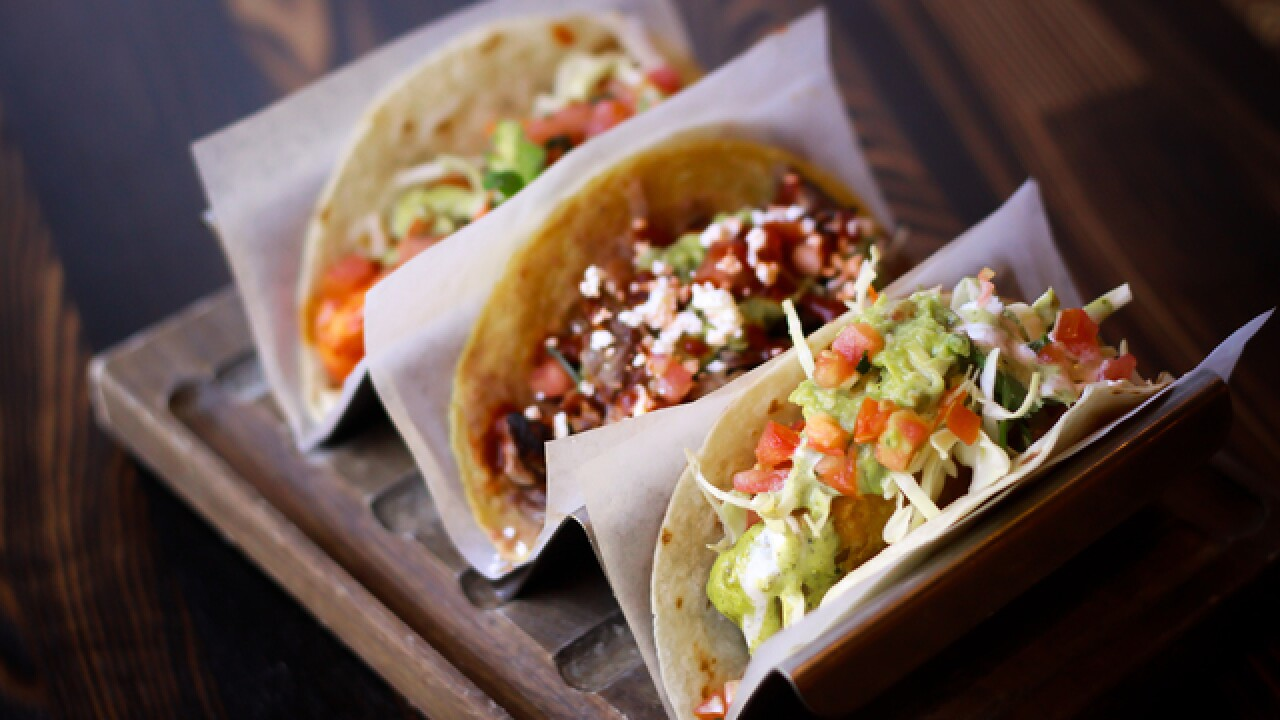 Tacos to love on National Taco Day