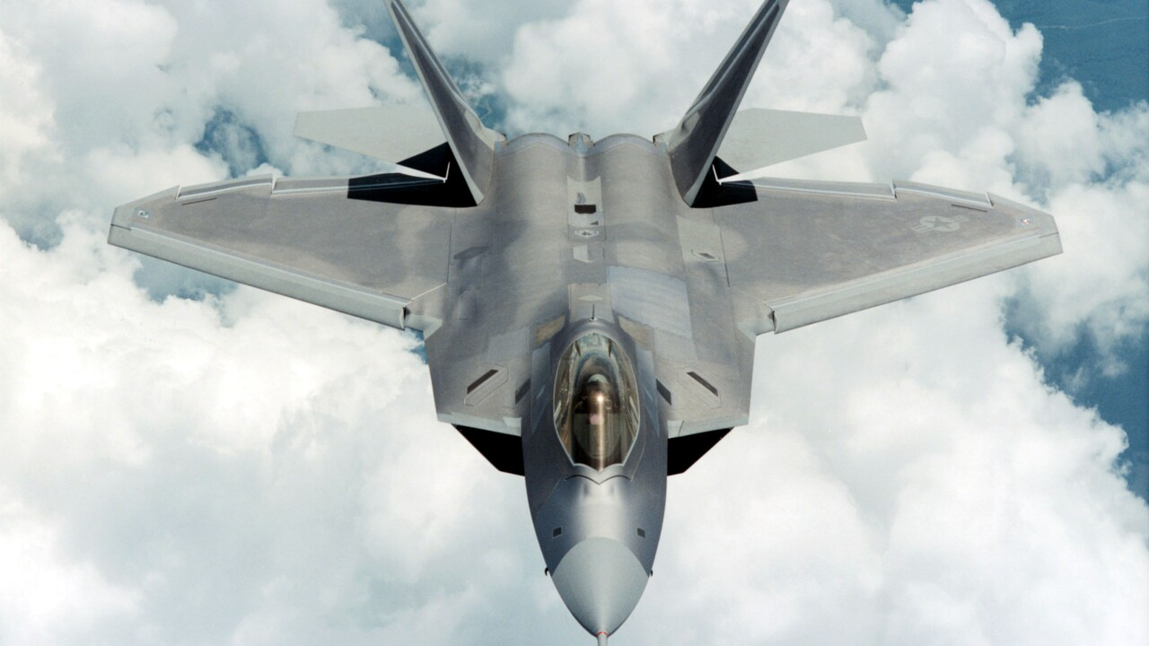 Virginia's congressional delegation wants Air Force's F-22 Squadron in Hampton Roads