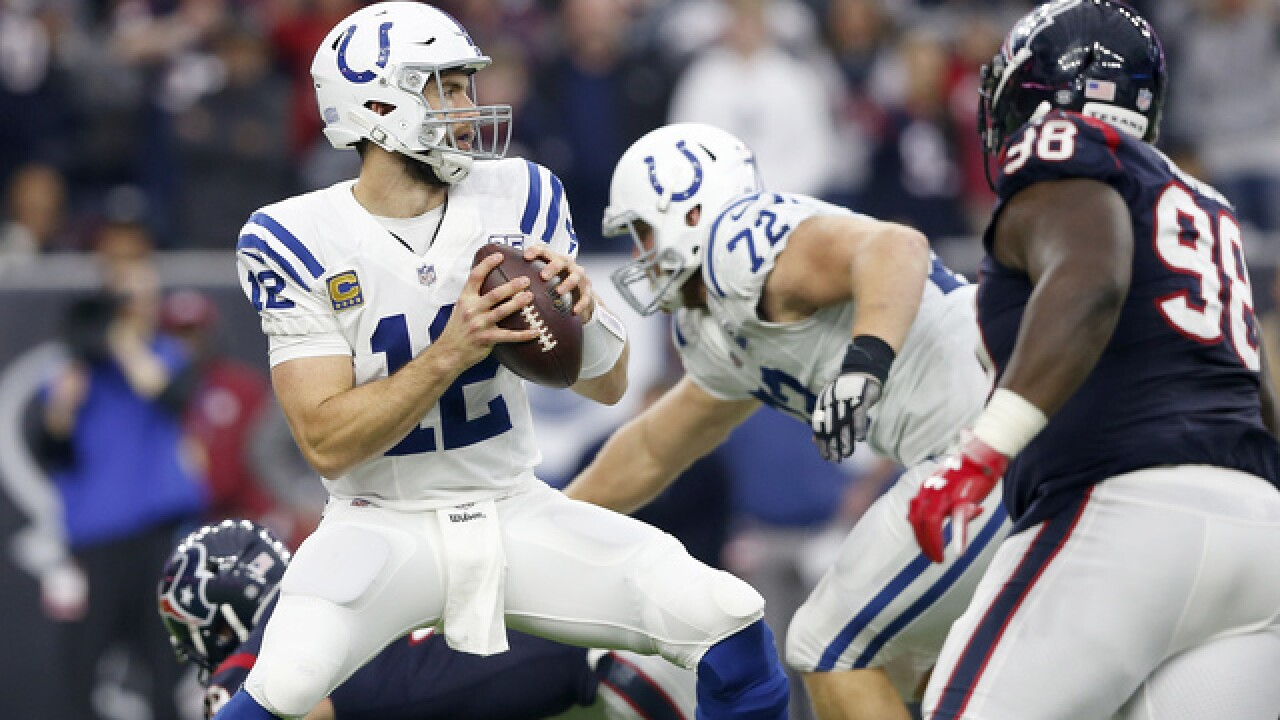 Colts win against Texans 24-21
