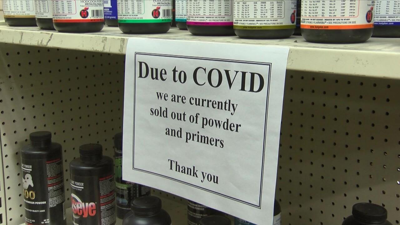Montana business navigating national ammo shortage