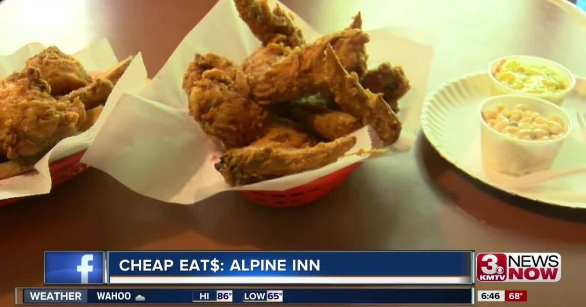 A look at this week's Cheap Eat$ segment