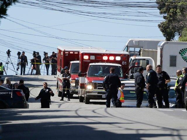PHOTOS: Shooting at San Francisco UPS facility
