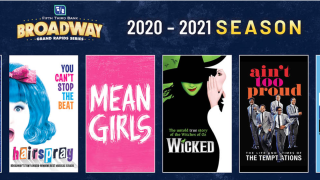 'Wicked', 'Hairspray', and 'Mean Girls' top Broadway GR lineup for next season