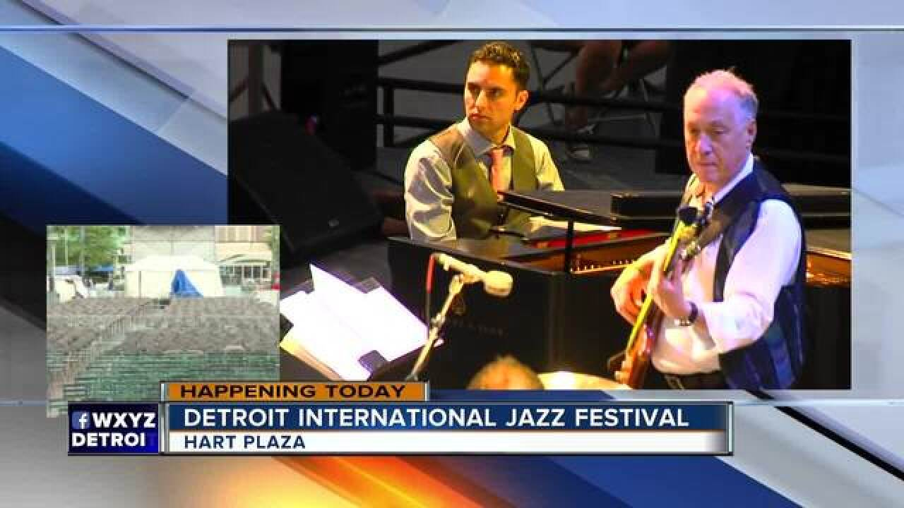 39th Annual Detroit Jazz Festival