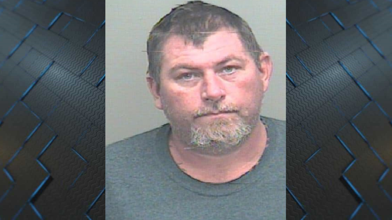 Wakulla County man arrested for stealing equipment from his employer