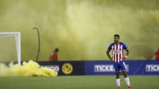 Guadalajara America Soccer