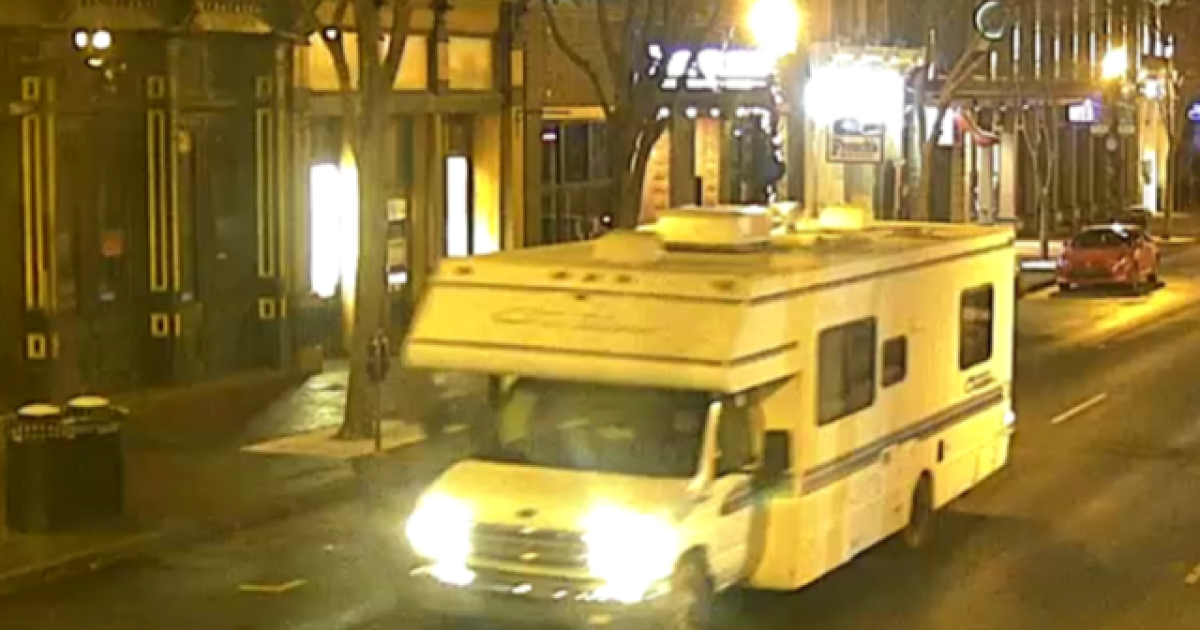 Video of Nashville blast released as investigators seek motive