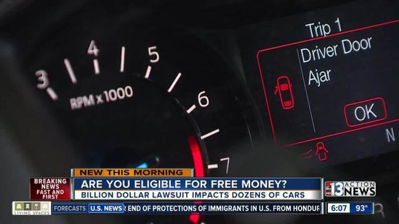 Bought a car since 1995? You could get money because of lawsuit