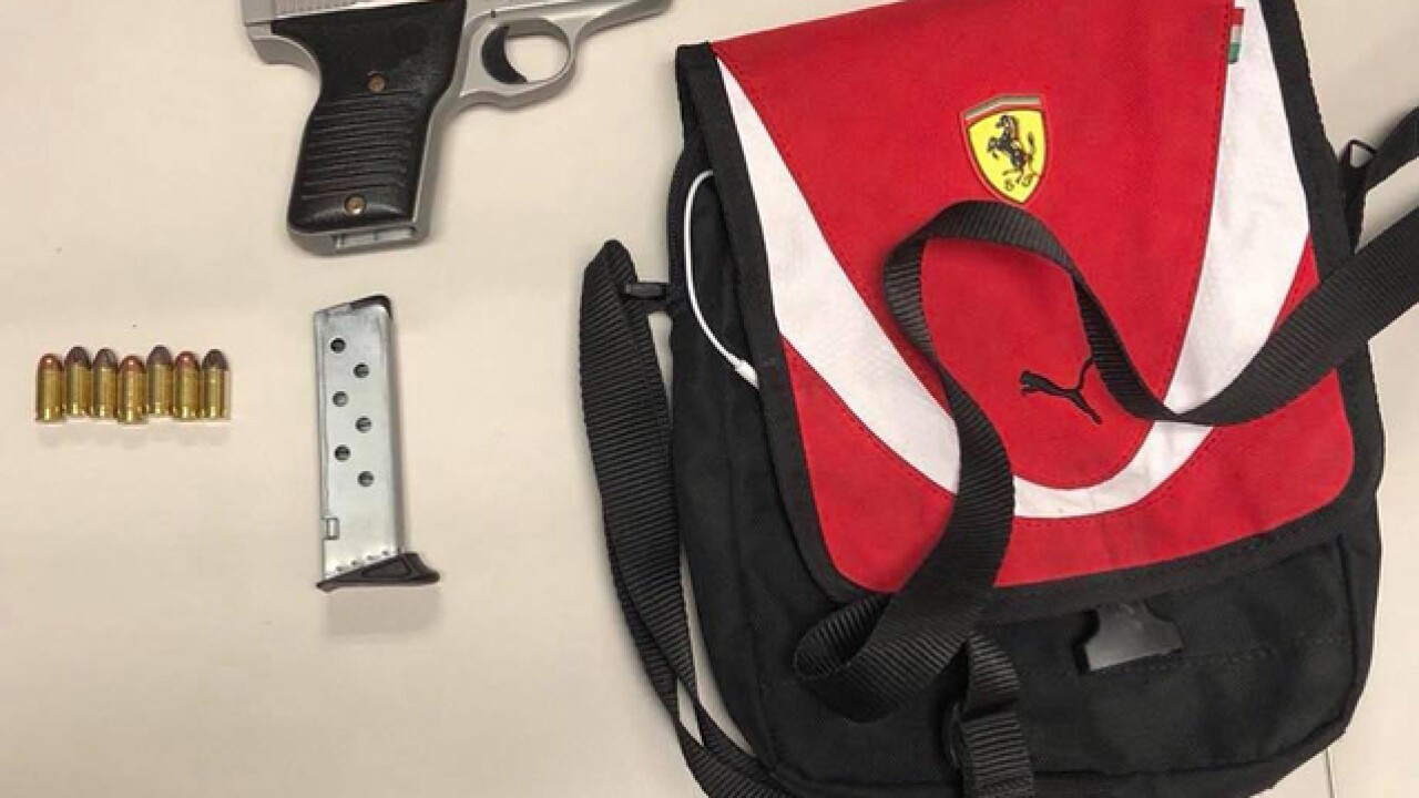 Guns, drugs and money found, three arrests made