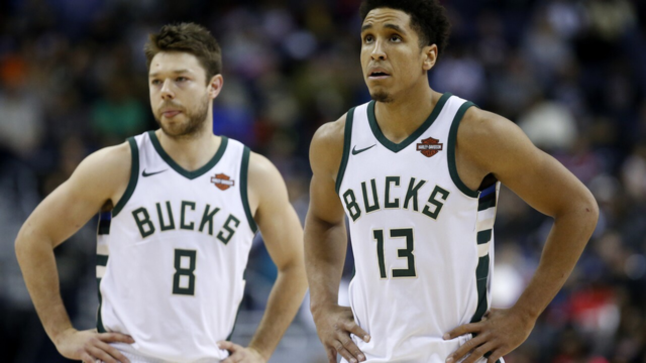 Malcolm Brogdon disappointed with Bucks season
