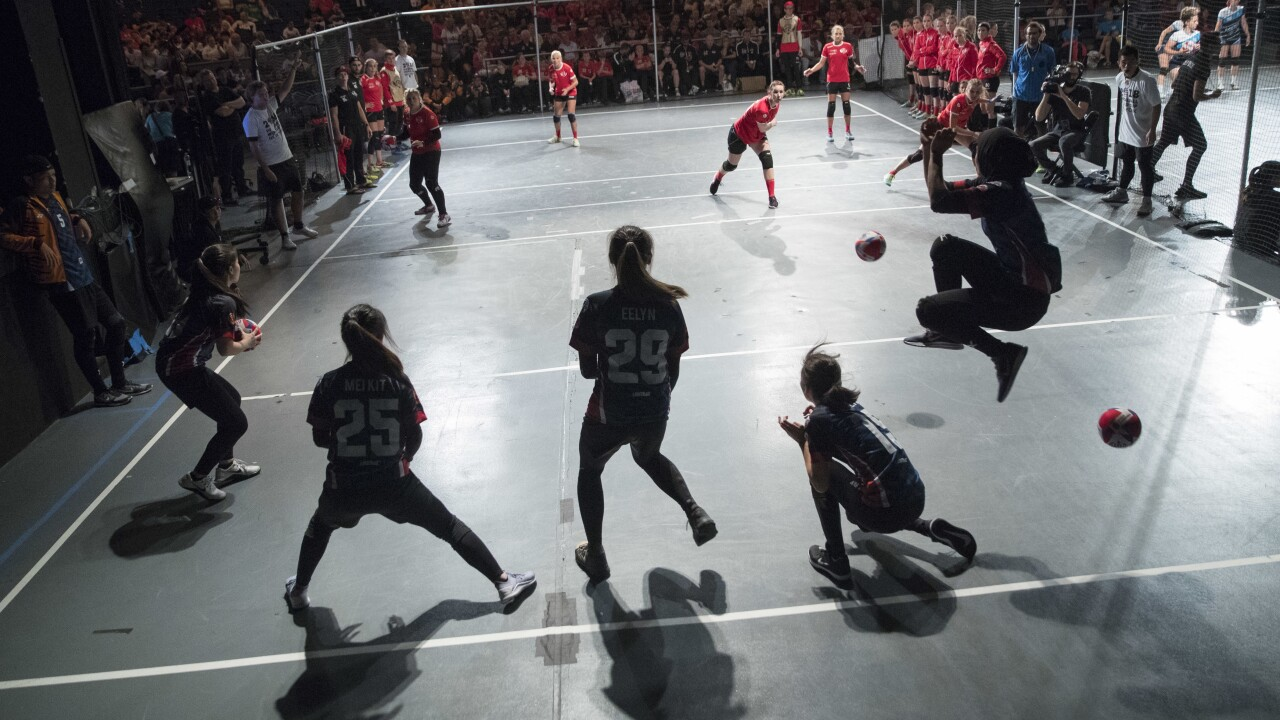 Researchers: Dodgeball is more than a game, it's 'legalized bullying'