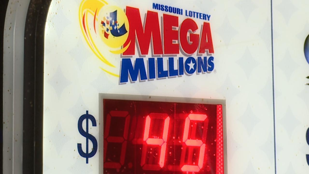 Winning 50 Million Mega Millions Ticket Sold At Kansas City Area