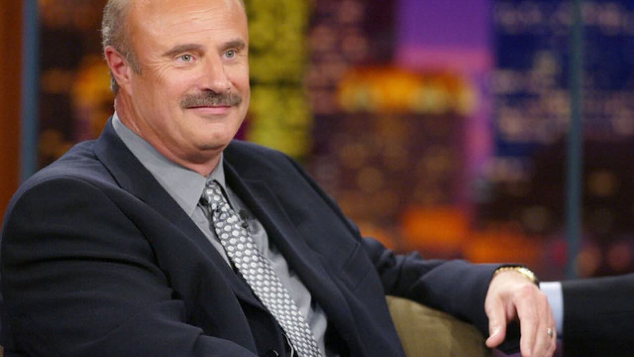 Dr  Phil to debut new podcast delving into minds of people