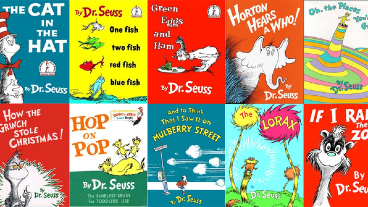 6 facts about Dr. Seuss on what would have been his 114th birthday
