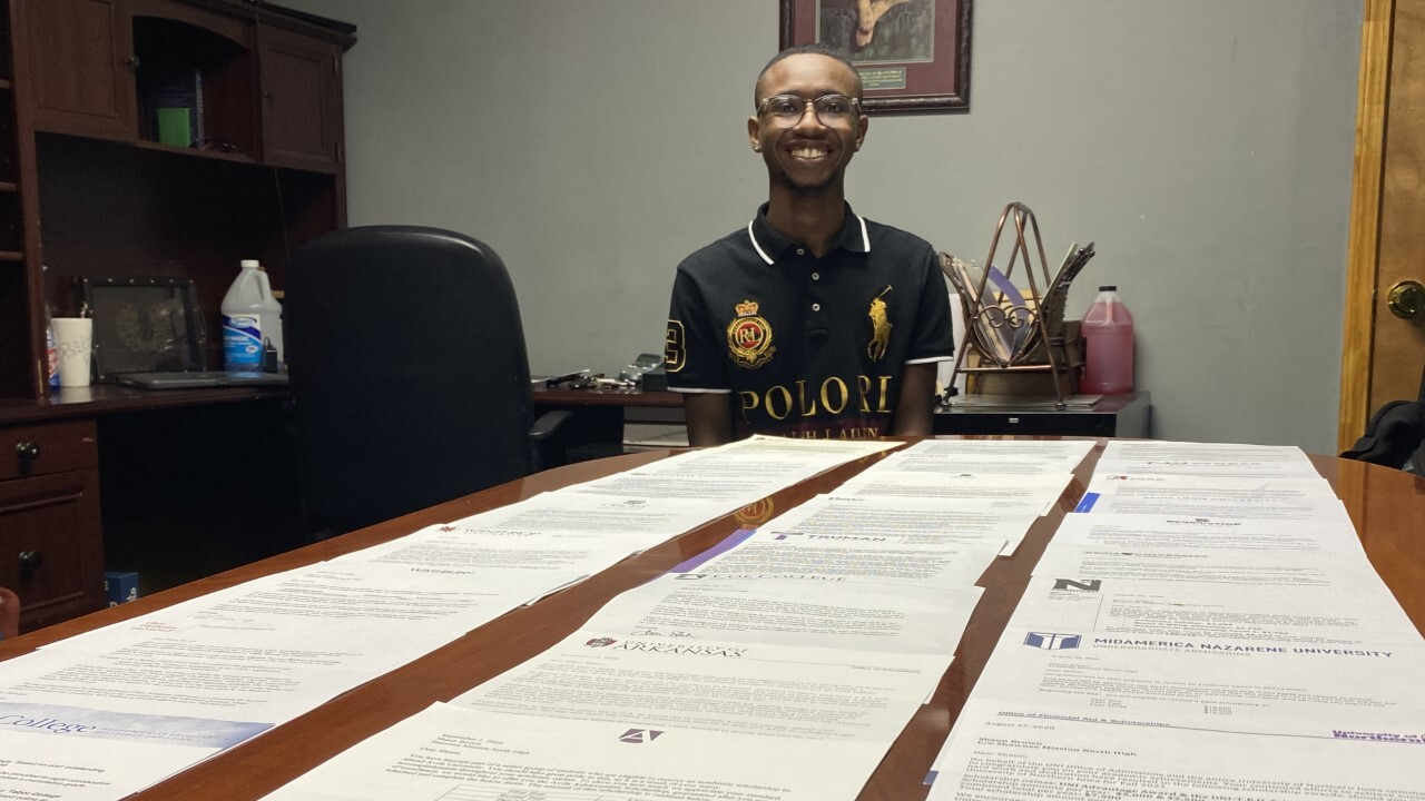 HS Senior receives $1.3 million in scholarship offers