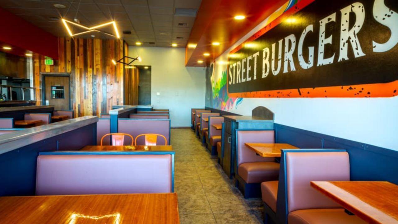 Street Burgers in Great Falls