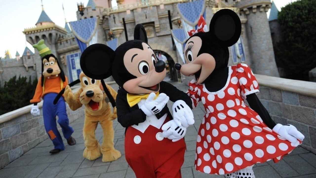 Image result for mickey and minnie at the parks