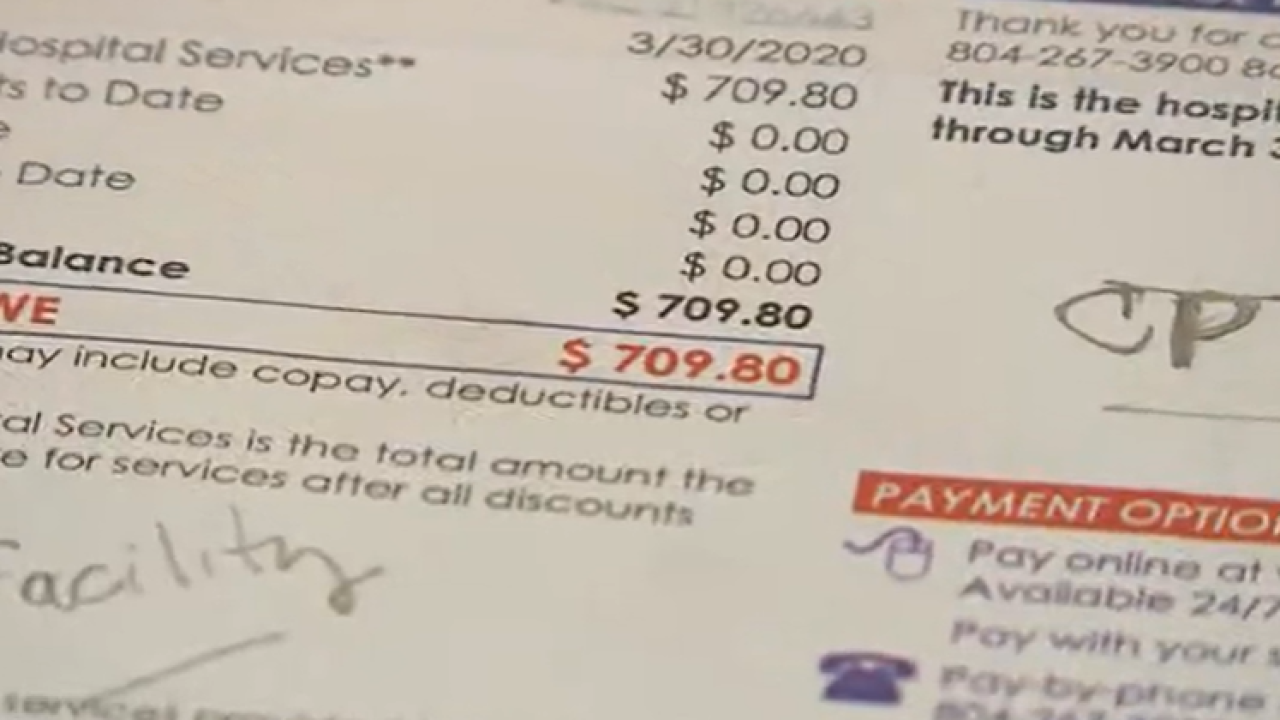 Woman sent to collections for $700 mammogram bill she didn't owe