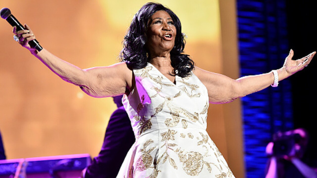Aretha Franklin awarded special posthumous Pulitzer Prize