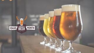 Idaho Craft Beer Month