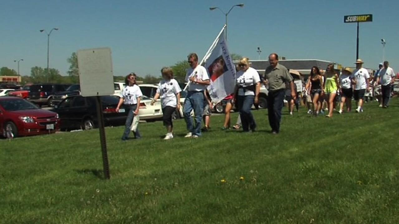 Walk for Kara brings hope, awareness