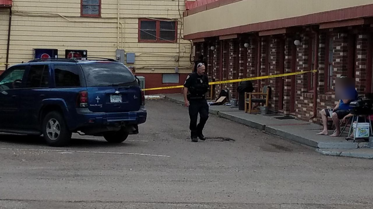 Police investigating a stabbing in Great Falls