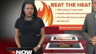 Geeking Out: Heat Awareness Day