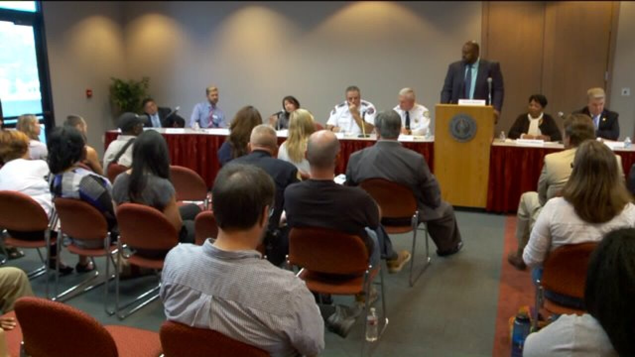 NAACP hosts forum on hate crimes in Utah