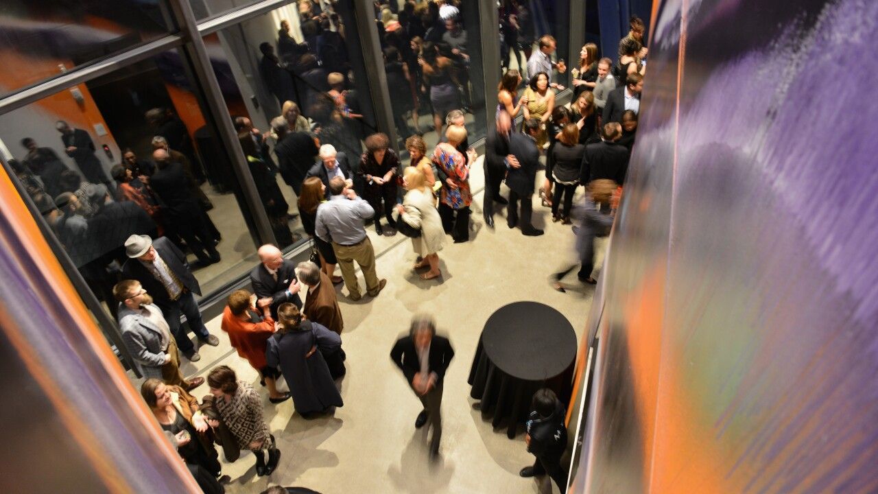 MOCA Cleveland Celebrates New Museum Building With Opening Weekend Party