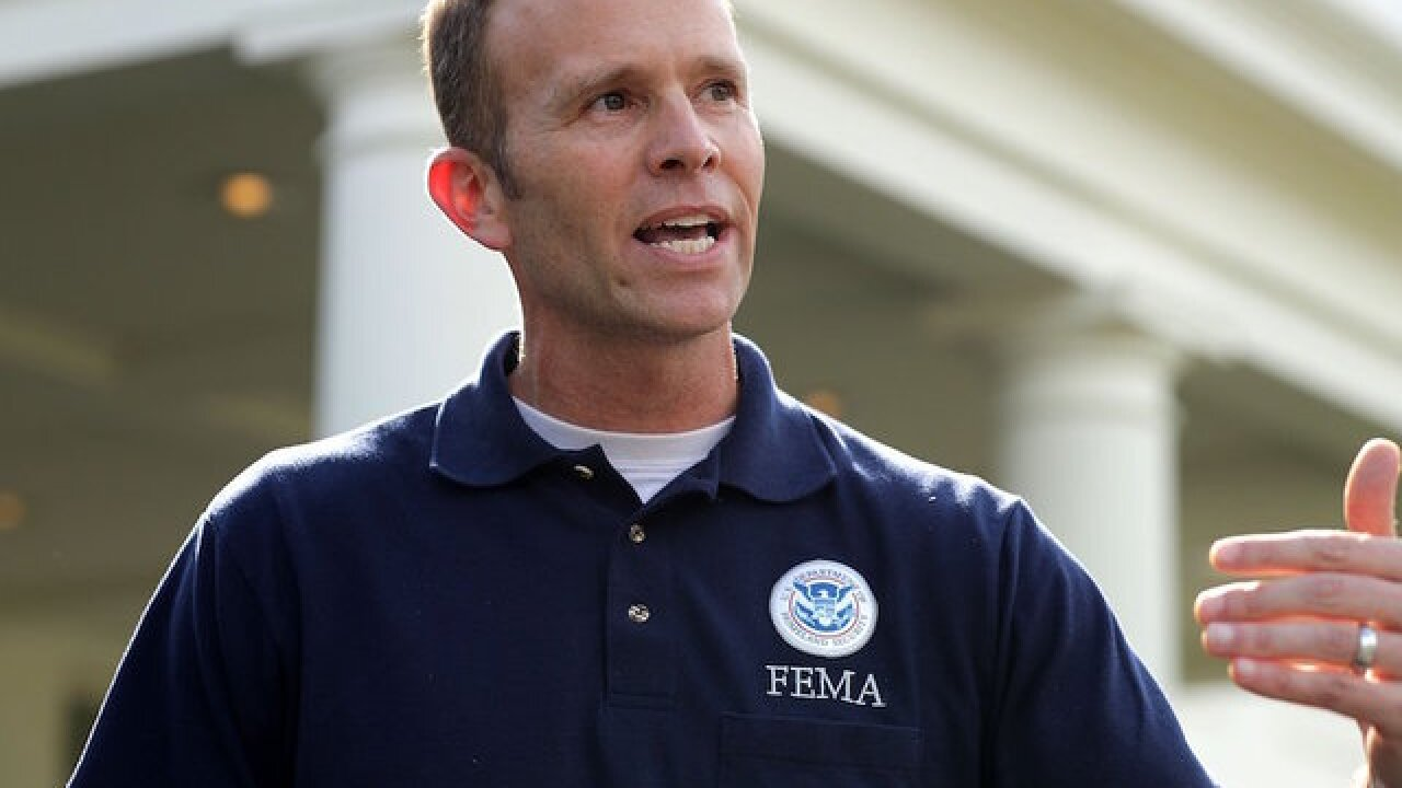Investigation into FEMA Chief Brock Long referred to prosecutors, report says