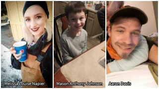 Missing/Endangered Person Advisory issued for Missoula woman and her son