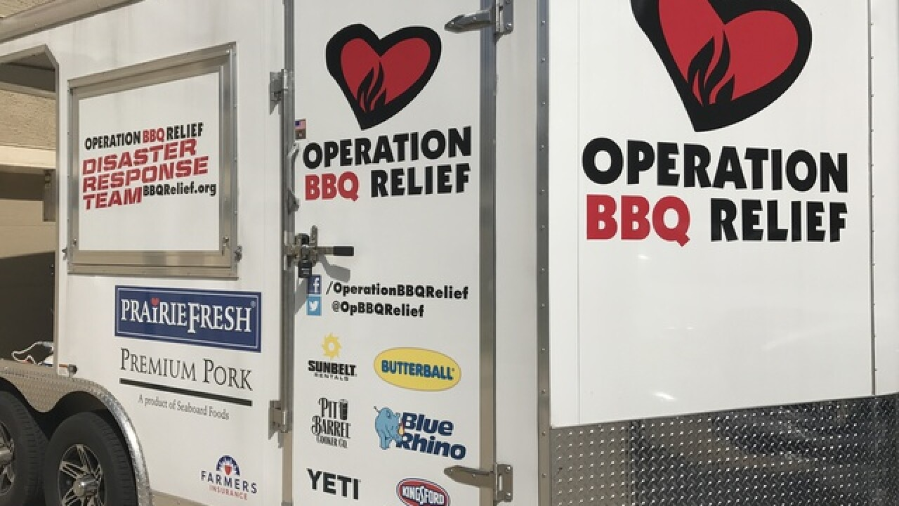 KC non-profit heads to TX to help Harvey relief