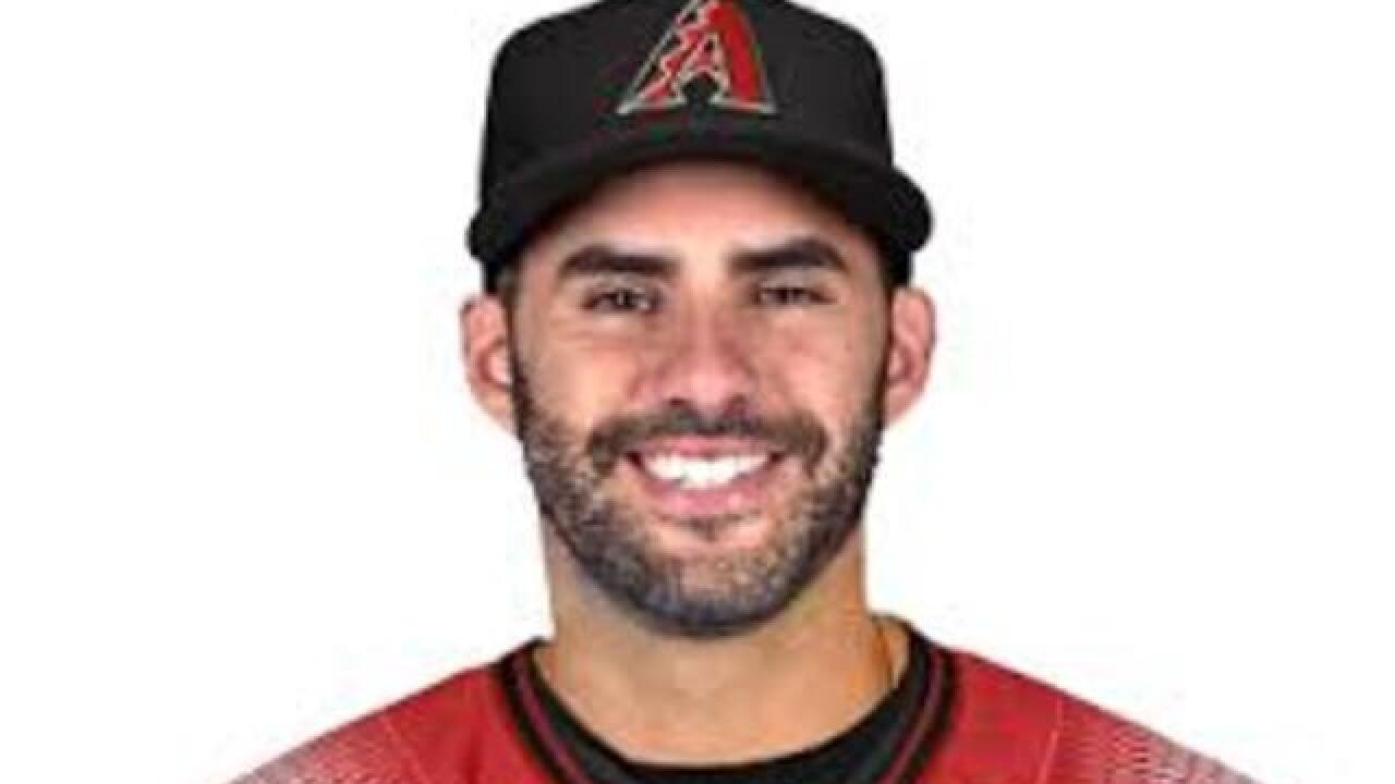 Arizona's JD Martinez hits 4 home runs, ties MLB record